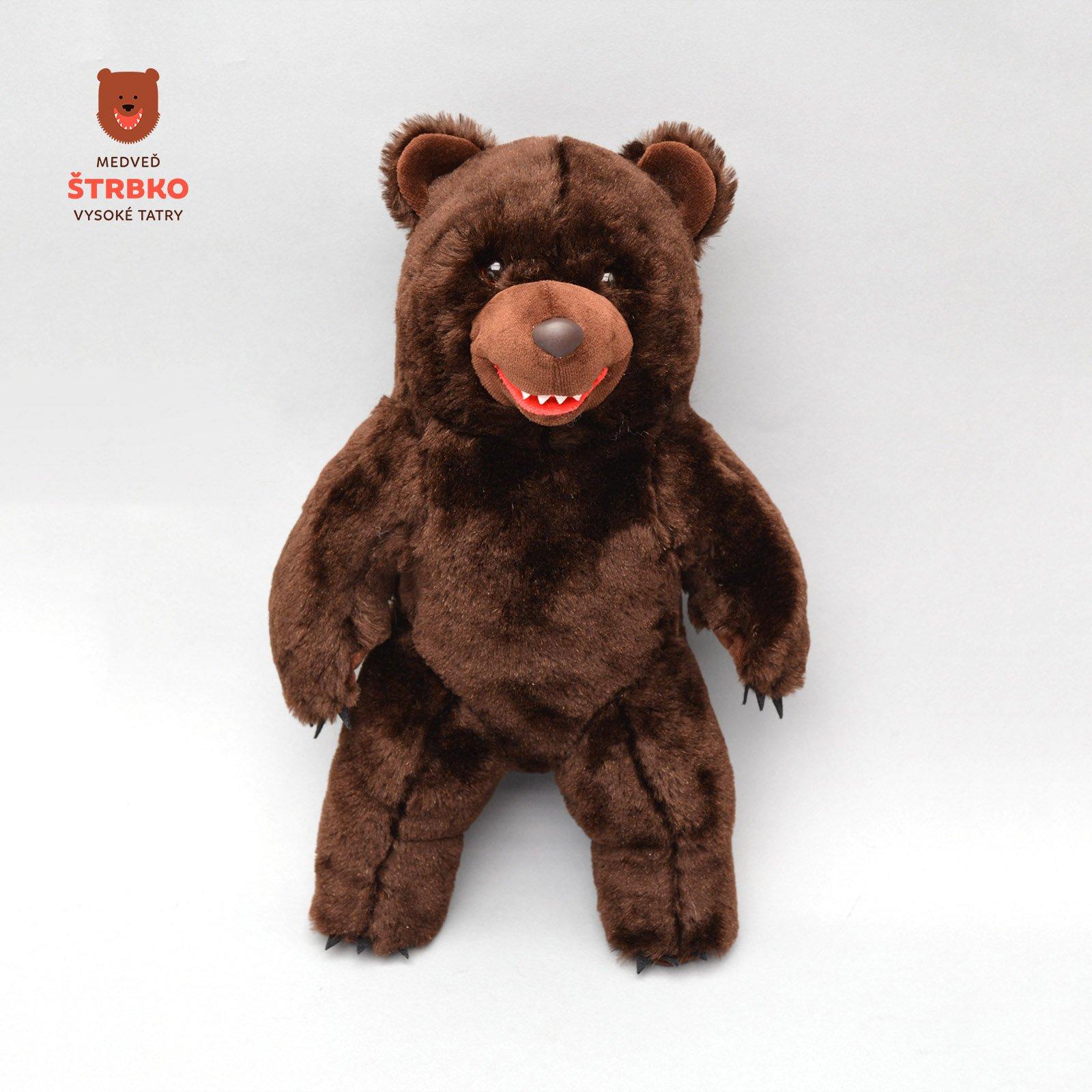Medveď ŠTRBKO