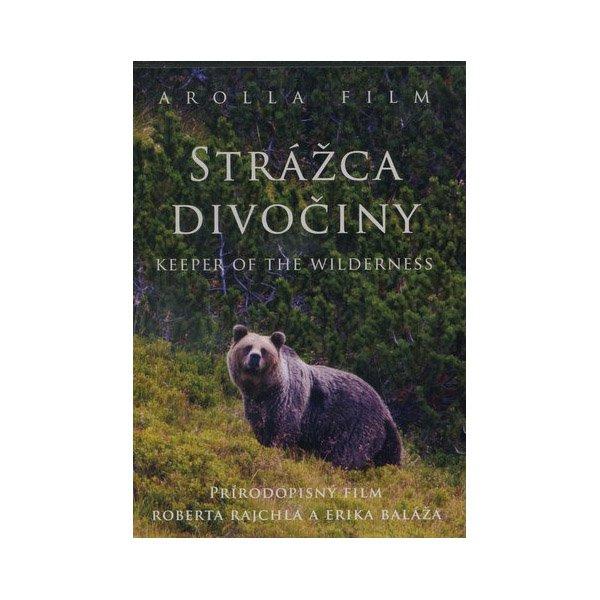 DVD The Wilderness Guardian (Slovak version) (Strážca divočiny)