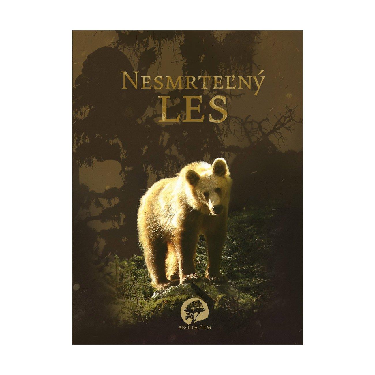 DVD The Immortal Forest (Slovak version) (Nesmrteľný les)