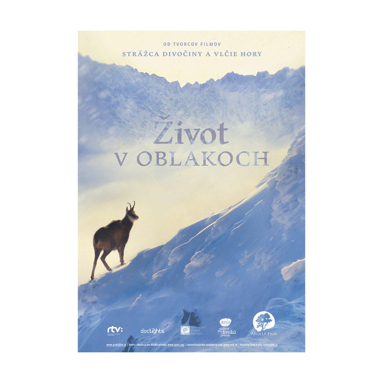 BLU-RAY Life in the Clouds (Slovak version) (Život v oblakoch)