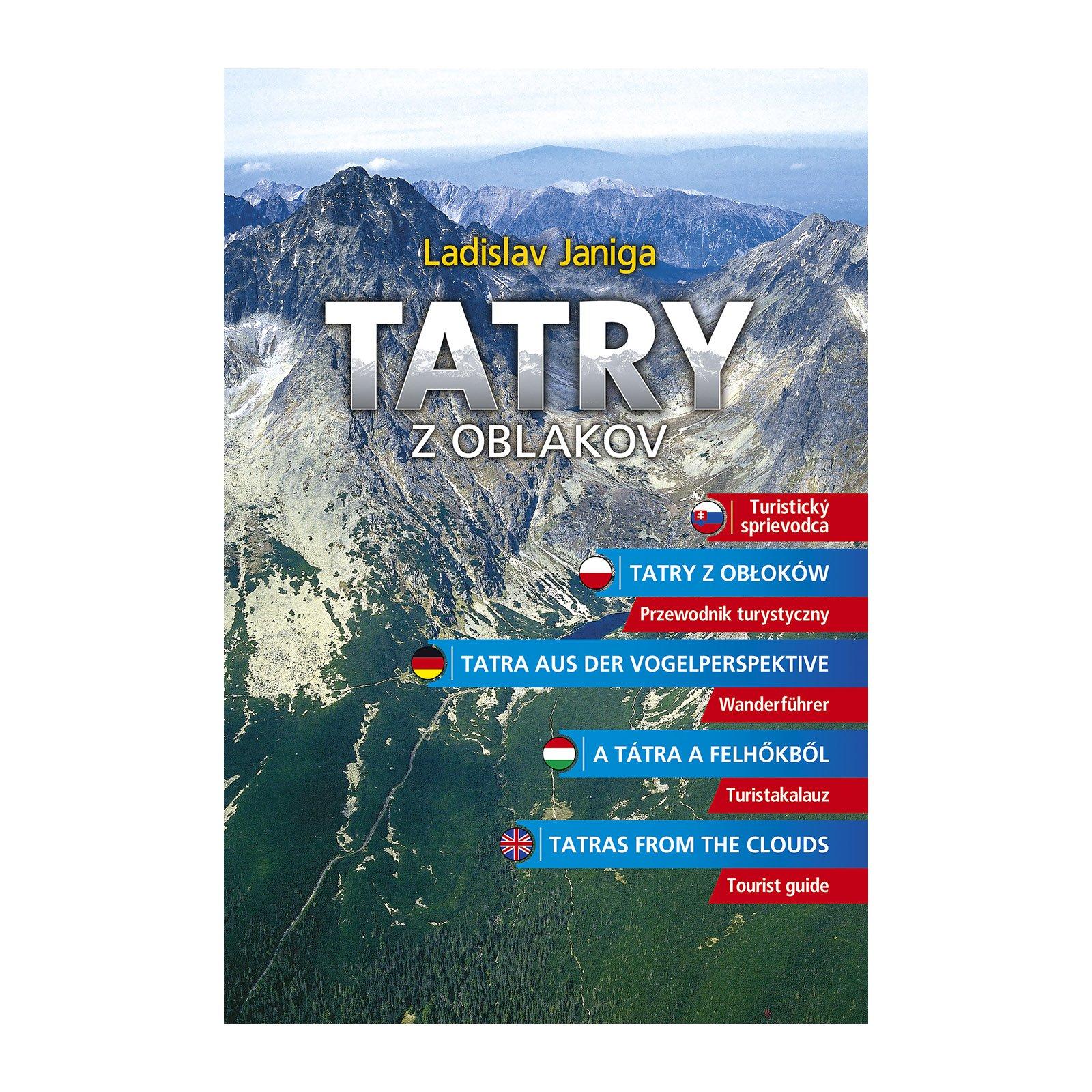 Tatry z oblakov - turistický obrazový sprievodca